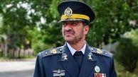 توضیحات فرمانده پدافند هوایی ارتش درباره انهدام  پهپاد متجاوز در ماهشهر