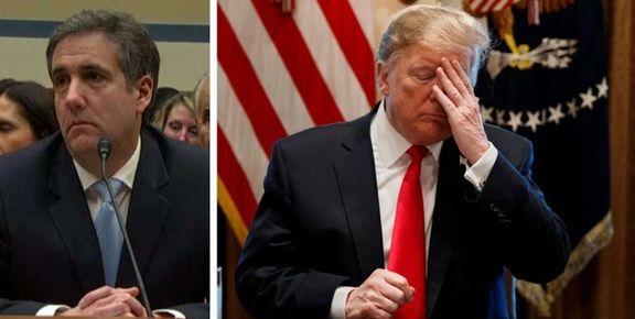 مایکل کوهن از «سازمان ترامپ» شکایت کرد