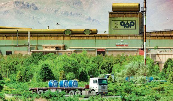 آب مصرفی فولاد 40 درصد کاهش یافت