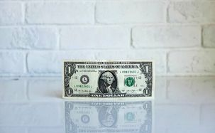 کاهش بیش از 1 درصدی شاخص دلار در یک روز اخیر