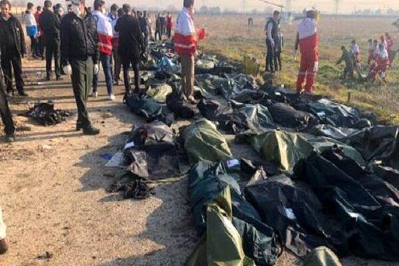 بنیاد شهید: جانباختگان ایرانی سانحه هواپیمای اوکراینی «شهید» محسوب میشوند