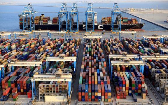 تجارت بینالمللی ایران در سال ۹۹ به ۶۰ میلیارد دلار رسید