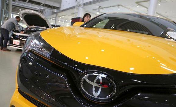 تویوتا گوی سبقت را از رقبای خود در چین ربود / افزایش 14 درصدی فروش تویوتا در چین