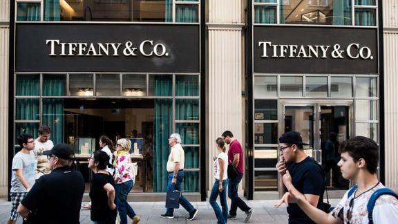 شرکت «تیفانی» آمریکا به قیمت 16 میلیارد دلار به یک شرکت معروف فرانسوی فروخته شد