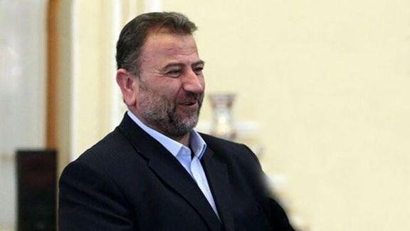 انگلیسی ها دستور برکناری یکی از سران حماس را صادر کرد