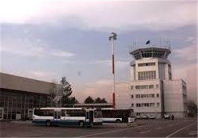 انتقال چند هواپیمای افغانستان به فرودگاه مشهد