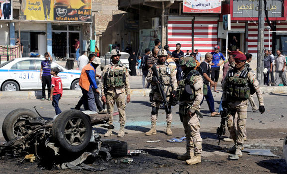انفجار در عراق 8 کشته برجا گذاشت