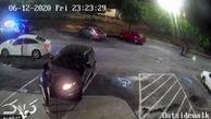 لحظه قتل «ریشارد بروکس» به دست پلیس آمریکا