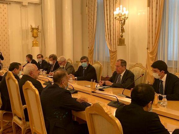 ظریف: امروز روابط ایران و روسیه قوی ترین شرایط را نسبت به دهه های گذشته دارد