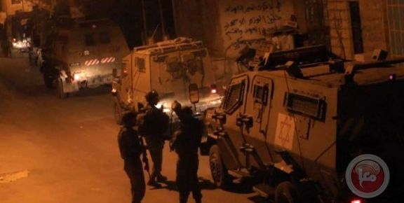 سه تن از سران حماس در کرانه باختری بازداشت شدند