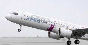 ایرباس از هواپیمای مخصوص پروازهای ترانس آتلانتیک رونمایی کرد