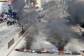 از سرگیری اعتراضات در لبنان