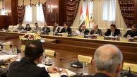 مقام کردستان به بغداد عراق سفر می کند