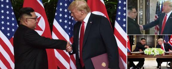 ترامپ: تحریمها علیه کرهشمالی کماکان فعال هستند
