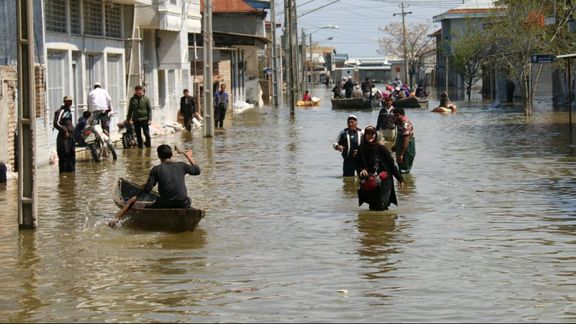 راه اندازی سامانه ثبت خسارت سیل زدگان
