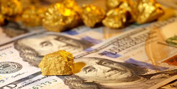 قیمت طلا در بازار جهانی 4.5 درصد کاهش را در یک هفته گذشته ثبت کرد