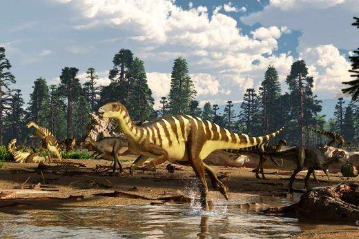 قدیمیترین گونه دایناسور در  کشف شد