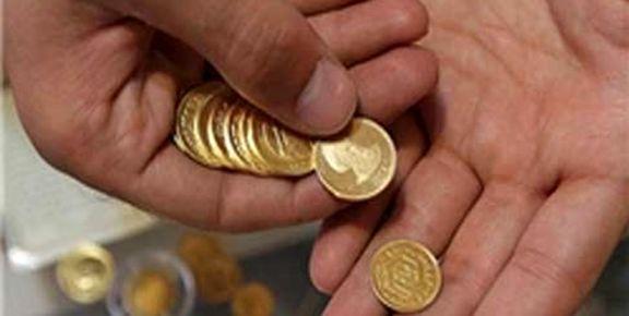 قیمت سکه افزایشی شد