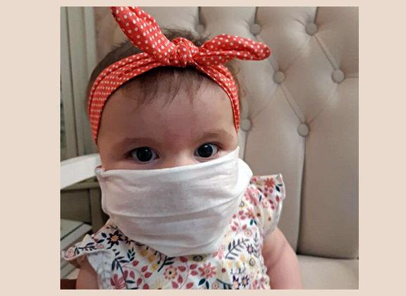 کودکان زیر 2 سال نیازی به ماسک ندارند