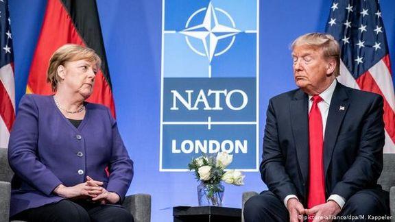 تحت فشار قراردادن آلمان توسط آمریکا باعث واکنش این کشور شد