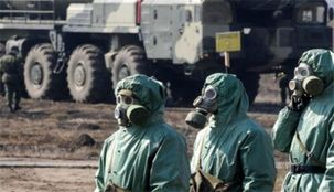 انتشار فیلم ساختگی حمله شیمیایی توسط دولت سوریه / کلاه سفیدها در حال صحنه سازی برای نشان دادن حمله شیمیایی توسط دولت سوریه هستند + فیلم