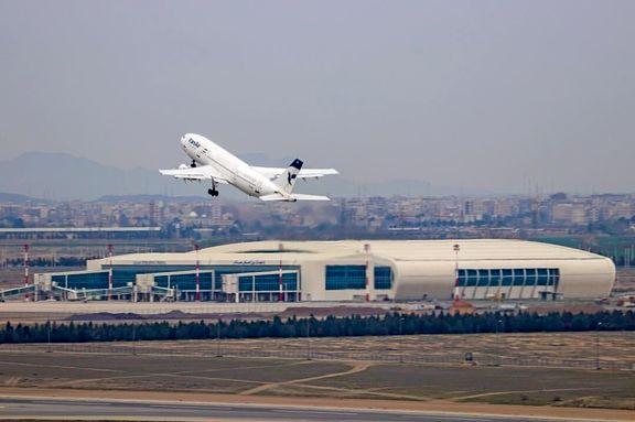 در روز نخست 16 پرواز به مقصد نجف و کربلا انجام میشود