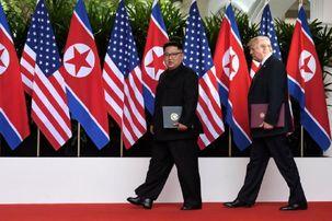 کره شمالی: مذاکرات خلع سلاح هسته ای با آمریکا به بن بست رسید