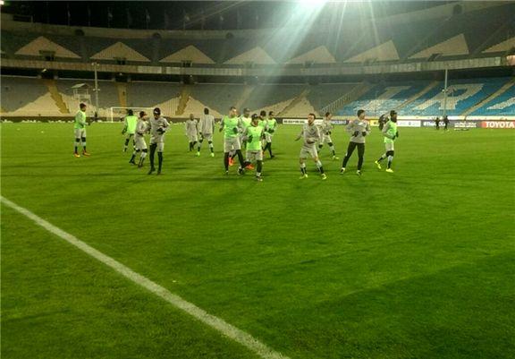 السد قطر تمرینات خود را آغاز کرد