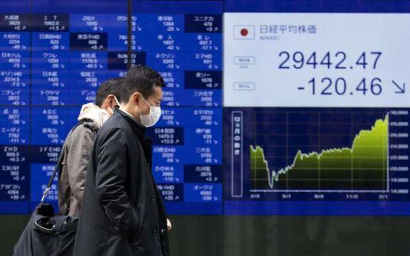 رشد سهام آسیا اقیانوسیه/ نیکی ژاپن ۰.۱۸ درصد بالا آمد
