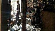 جزئیات حادثه انفجار ساختمان در تهران + اسامی مصدومان