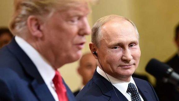 چرا در موضوع اوکراین و آمریکا پوتین از ترامپ طرفداری کرد؟