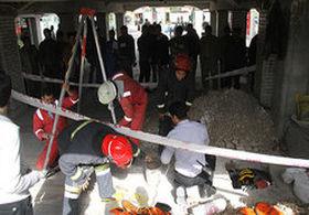 4 کارگر در زاهدان دچار حادثه شدند