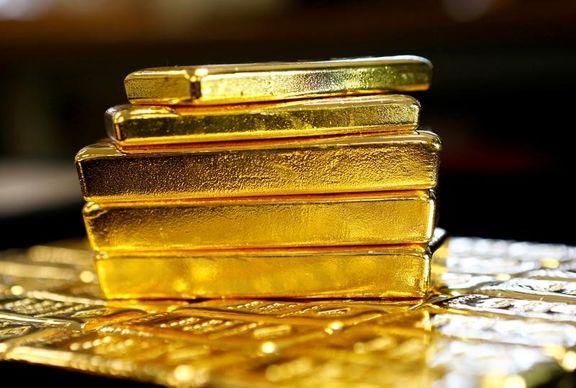 افزایش قیمت اونس طلا با کاهش شاخص دلار