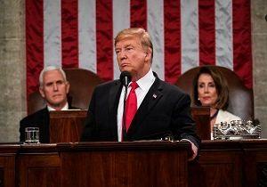 سخنرانی سالانه ترامپ عاملی برای استیضاح اوست
