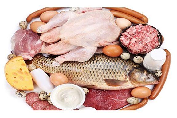 گوشت سفید به اندازه گوشت قرمز سطح کلسترل خون را زیاد می کند