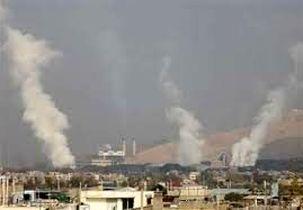 شهر ری گرفتار کارخانه های آلاینده ساز شد