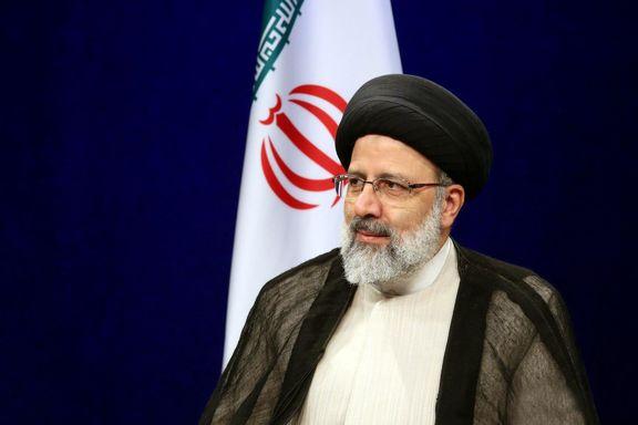 رئیسی به استان گلستان رفت
