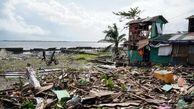 مرگ 41 نفر بر اثر طوفان در فیلیپین