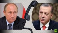 پوتین و اردوغان درباره جنگ میان آذربایجان و ارمنستان گفتگو کرد