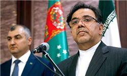 روابط ریلی  ایران و ترکمنستان افزایش می یابد