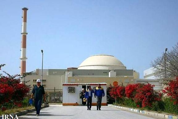 بازدید رییسی از نیروگاه اتمی بوشهر