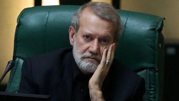 کسب اجازه علی لاریجانی از مراجع تقلید قم برای ثبتنام در انتخابات ریاست جمهوری