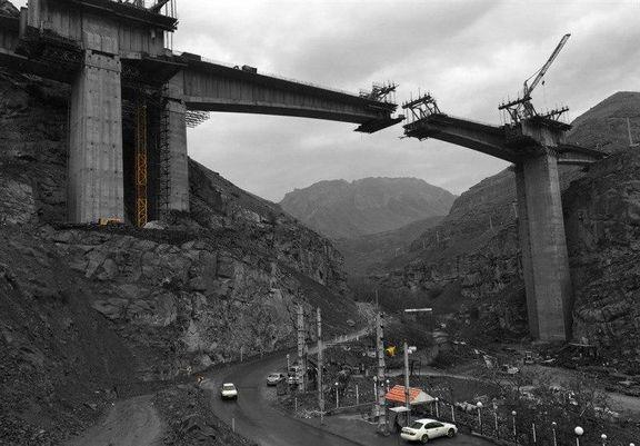 آزادراه تهران - شمال تا 5 سال آینده به اتمام میرسد