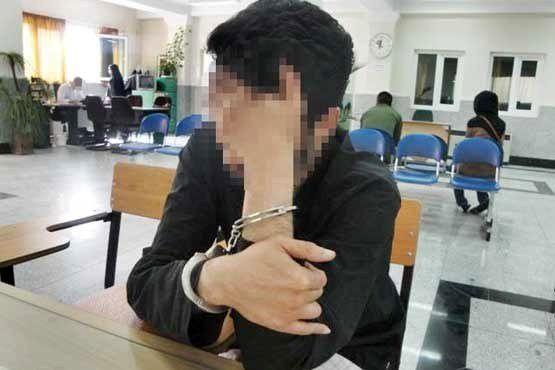متهم آزار جنسی دانش آموزان مدرسه معین به روانشناس معرفی شد