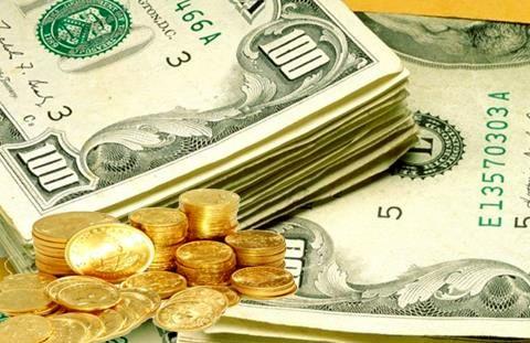 قیمت سکه و ارز در 11 خرداد / دلار 13550 تومان فروخته شد