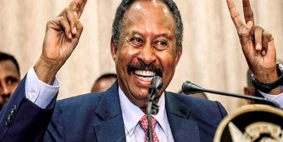 نخستوزیر سودان بهزودی اسامی وزرای کابینه اعلام می کند