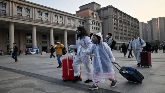 کاهش 60 درصدی درآمد چین از سفرهای توریستی روز جهانی کارگر