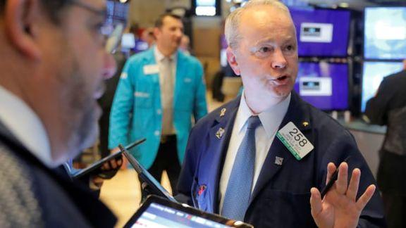 رشد 5 درصدی شاخصهای سهام آمریکا درروز سهشنبه