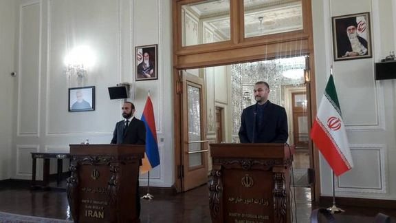 امیرعبداللهیان: روابط ایران-ارمنستان سازنده است