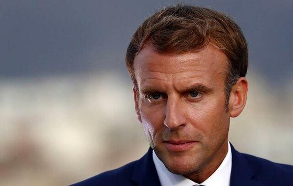 سفر رئیس جمهور فرانسه به ژنو لغو شد